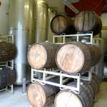 Sea Cider Barrels