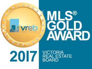 MLS® Award Gold Logo 2017