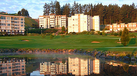 Cordova Bay Golf Course and Condos
